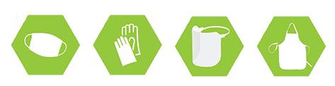 PPE Recovery Icons