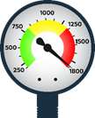 High Pressure Reading - RecycleSmart Compactor Services